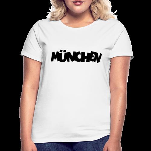 München T-Shirt - Frauen T-Shirt