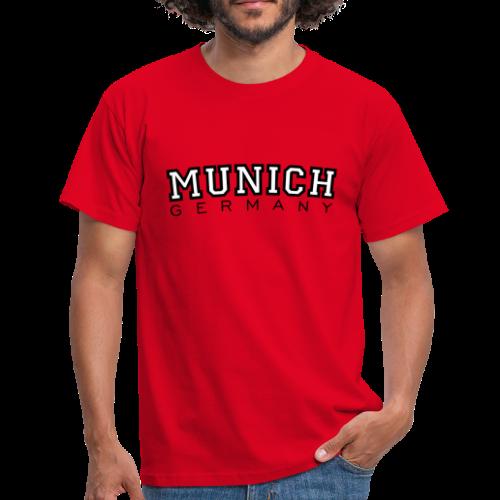 Munich, Germany T-Shirt - Männer T-Shirt