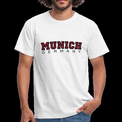 München T-Shirt Munich, Germany - Männer T-Shirt