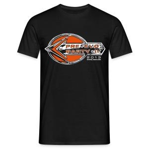 P.E.P. #11 - 2013 - Männer T-Shirt