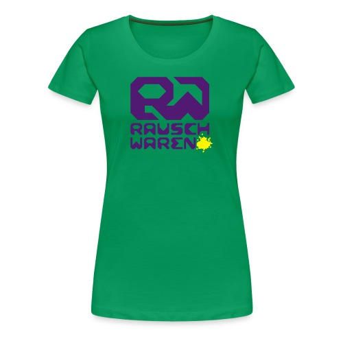 Rausch-T - Frauen Premium T-Shirt