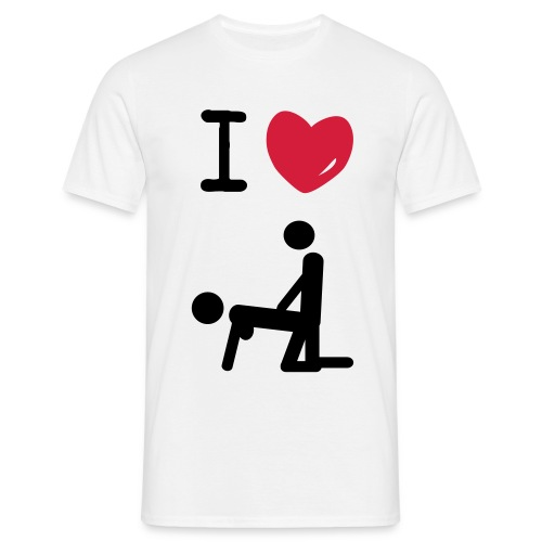 Doggy Style - Men's T-Shirt