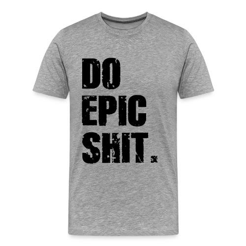 1st T-Shirt - Männer Premium T-Shirt