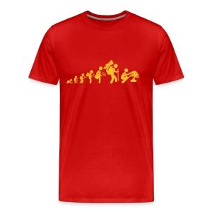T-Shirt Homme Bonsaïka évolution - T-shirt Premium Homme