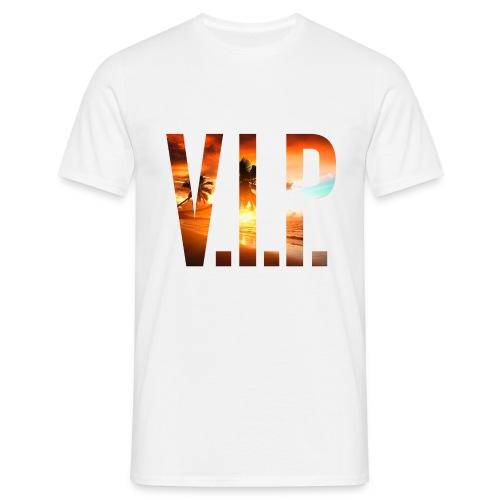 Kay One VIP - T Shirt - weiß - Männer T-Shirt