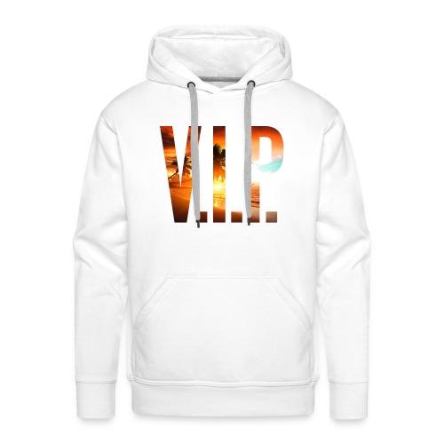 Kay One VIP Hoodie - weiß - Männer Premium Hoodie