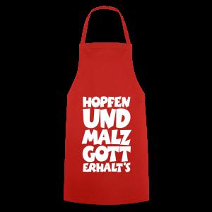Hopfen und Malz Schurz - Kochschürze