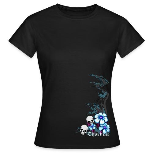 Frauen T-Shirt klassisch Skulls - Frauen T-Shirt