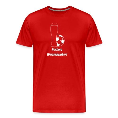 Fußballproblem - Männer Premium T-Shirt