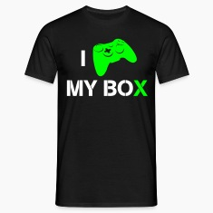 i love my x-box T-Shirts