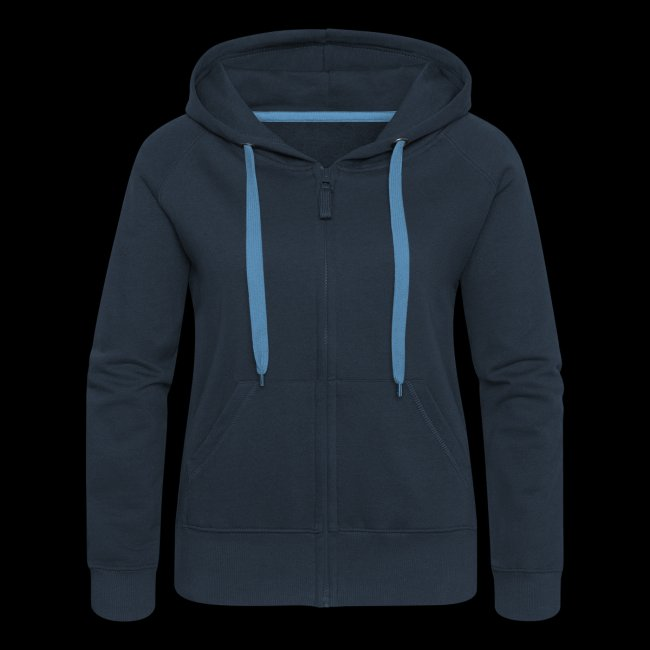 GIRLS HOODED JACKET UNKNOWN PARTY