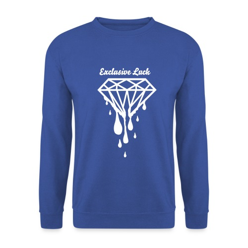 Exclusive Luck MELTINGDIAMOND EL - Men's Sweatshirt