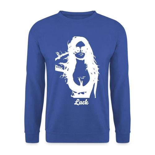 Exclusive Luck LADY LUCK - Men's Sweatshirt