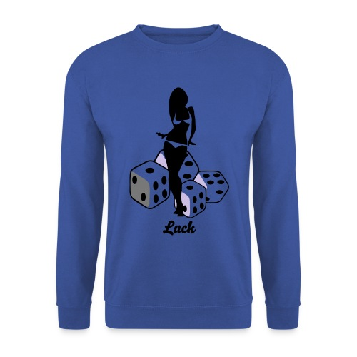 Exclusive Luck LADYDICE LUCK - Men's Sweatshirt