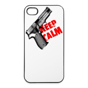 Keep iCalm - iPhone 4/4s Hard Case