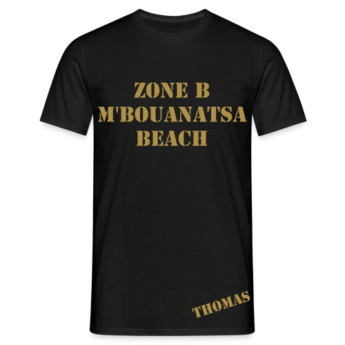 ZONE B THOMAS - T-shirt Homme
