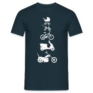 T-Shirts ~ Men's T-Shirt ~ Evolution