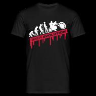 T-Shirts ~ Men's T-Shirt ~ Biker Evolution