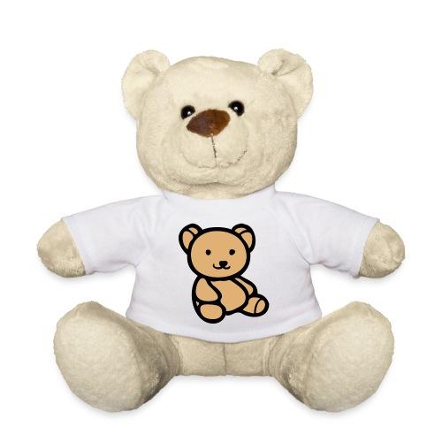 Plüsch Tedd mit Teddy aufdruck. - Teddy