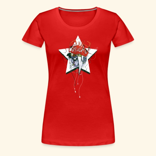 PunkIsUndead - T-shirt Premium Femme