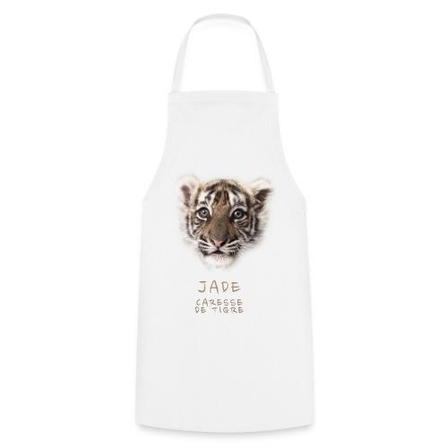 Tablier de cuisine Jade bébé portrait - Tablier de cuisine