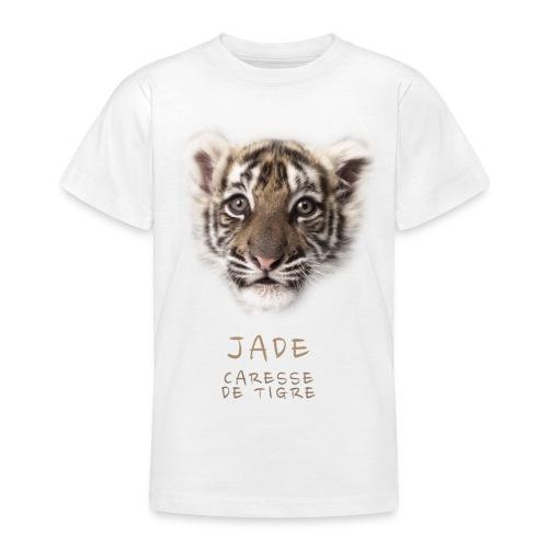 T-Shirt Ado Jade bébé portrait - T-shirt Ado