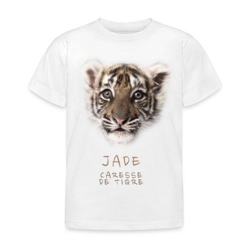 T-Shirt Enfant Jade bébé portrait - T-shirt Enfant