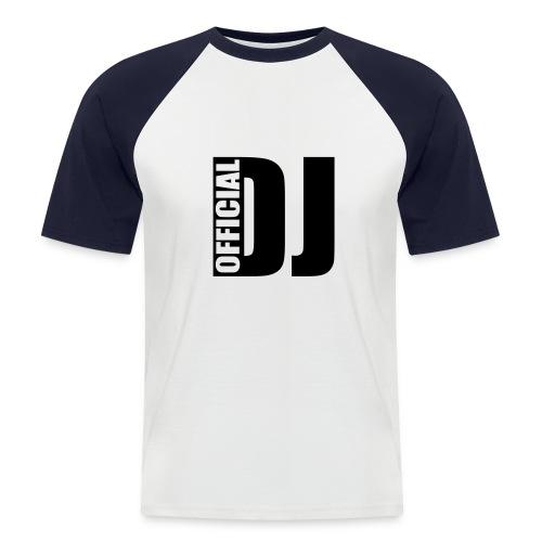 F**k Off - Men's Baseball T-Shirt