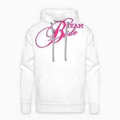 Team Bride / Team Braut / JGA 2c Hoodies & Sweatshirts