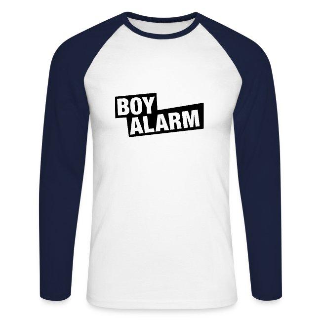 BOYALARM - Baseballshirt (m)