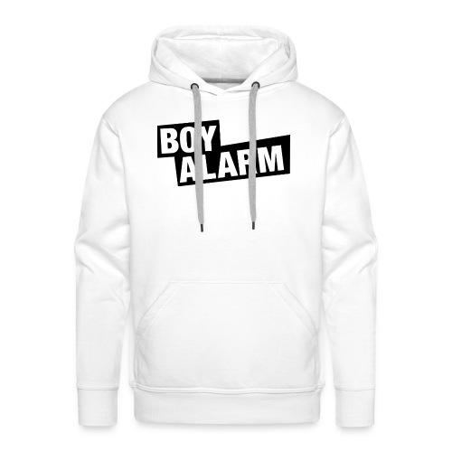 BOYALARM - Hoodie (m) - Männer Premium Hoodie