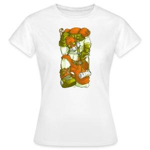 Warrior - T-shirt Femme
