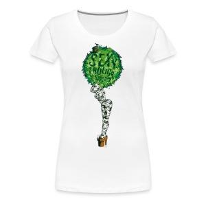SexyEnough - T-shirt Premium Femme