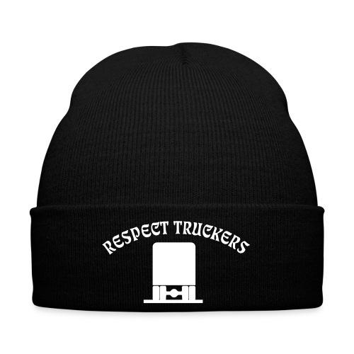 Respect Truckers - Wintermütze