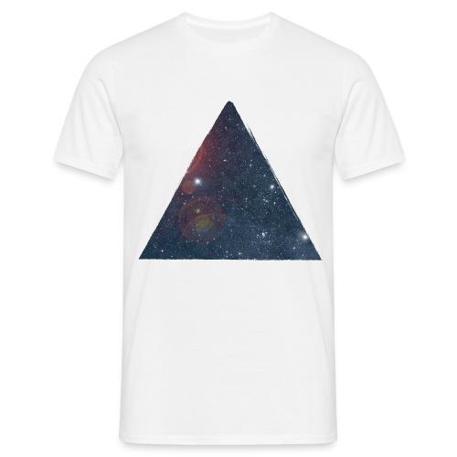 hipster  - Männer T-Shirt