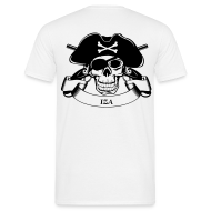 Tee shirts ~ Tee shirt Homme ~ Pirate Personnalisable
