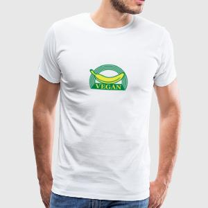 Vegan T-Shirts - Men's Premium T-Shirt