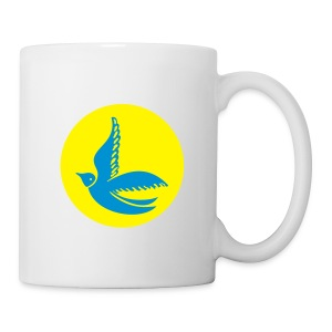 Cardiff City Bluebirds (Retro) - Mug - Mug