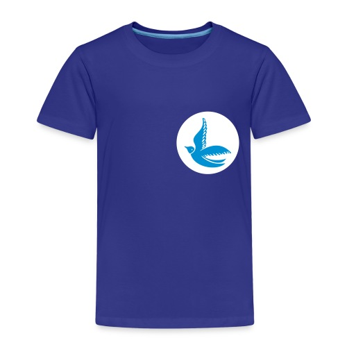 Cardiff City Bluebirds (Retro) - Kids Tshirt - Kids' Premium T-Shirt