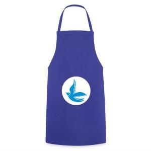Cardiff City Bluebirds (Retro) - Men's Apron - Cooking Apron
