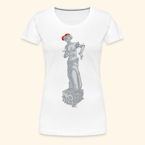 Break - T-shirt Premium Femme