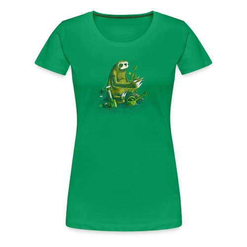 ClimbEasily - T-shirt Premium Femme