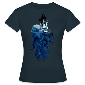 ThePirateTemptation - T-shirt Femme
