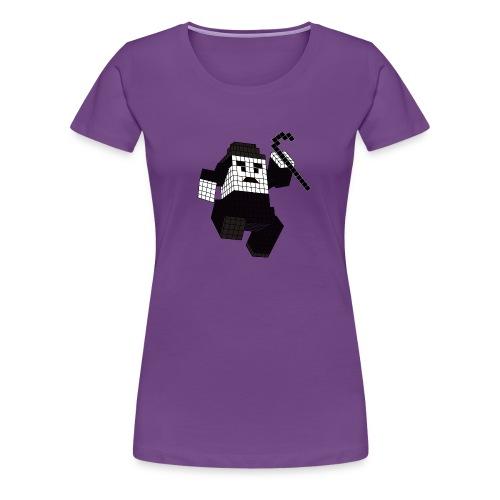 Charlie - Femme - T-shirt Premium Femme