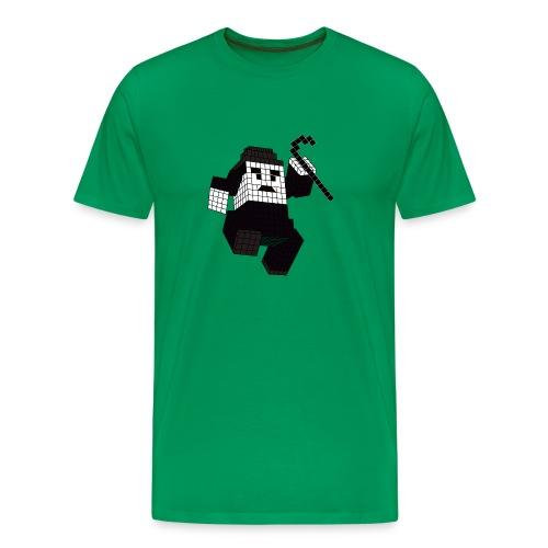 Charlie - Homme - T-shirt Premium Homme