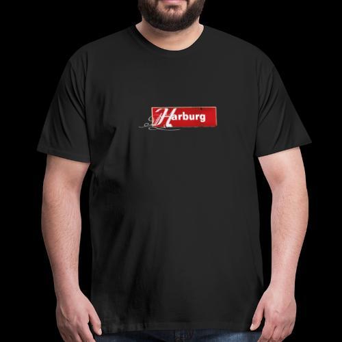 Mein Harburg, mein Kiez, mein Shirt - Männer Premium T-Shirt