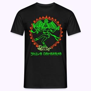 Shiva Nataraja: Men Classic Shirt - Mannen T-shirt