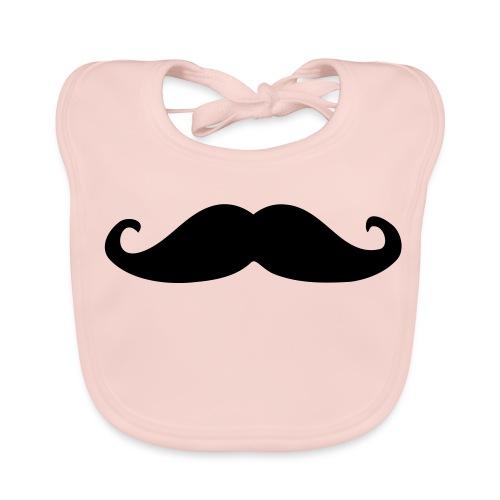 Mustache Bib - Baby Organic Bib