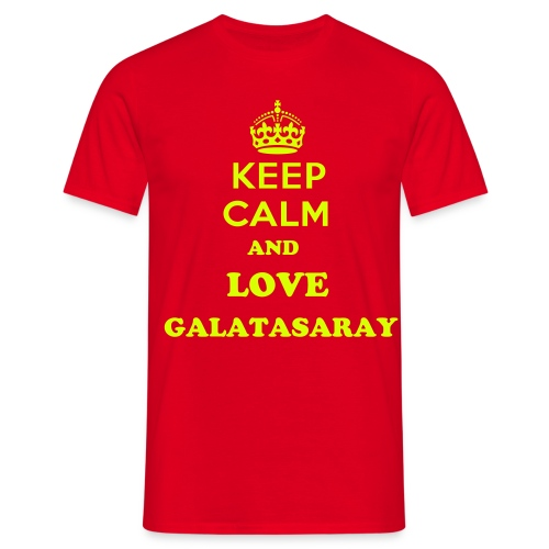 Galatasaray shirt - Mannen T-shirt