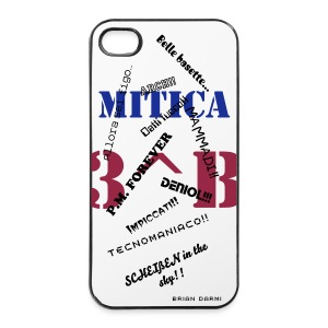 Mitica 3^B - Custodia rigida per iPhone 4/4s